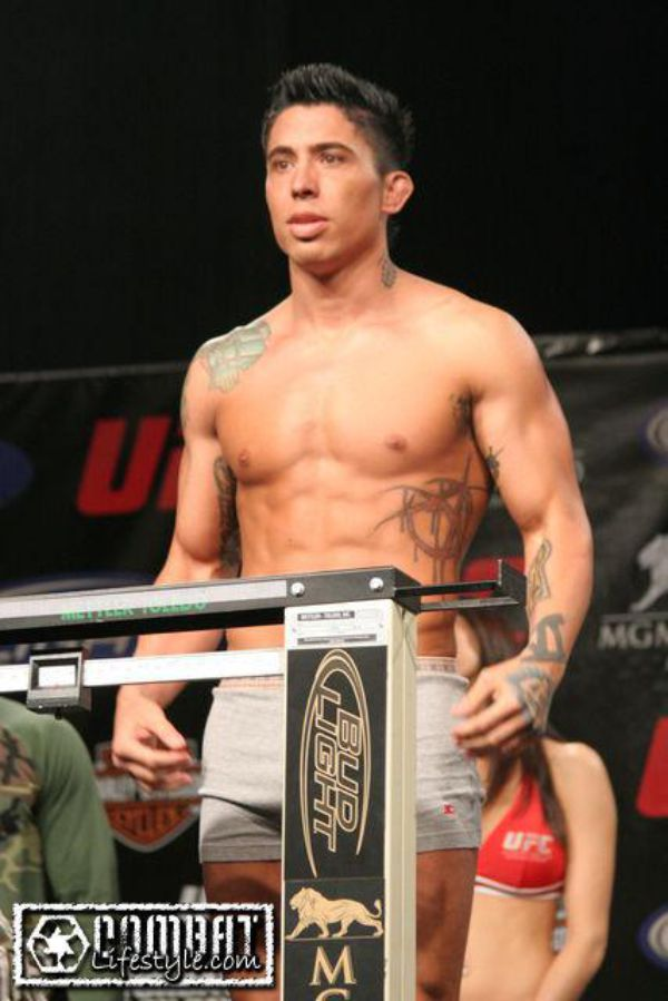 MMA Fighter 'War Machine' Arrested in Simi Valley, Was Sought in.