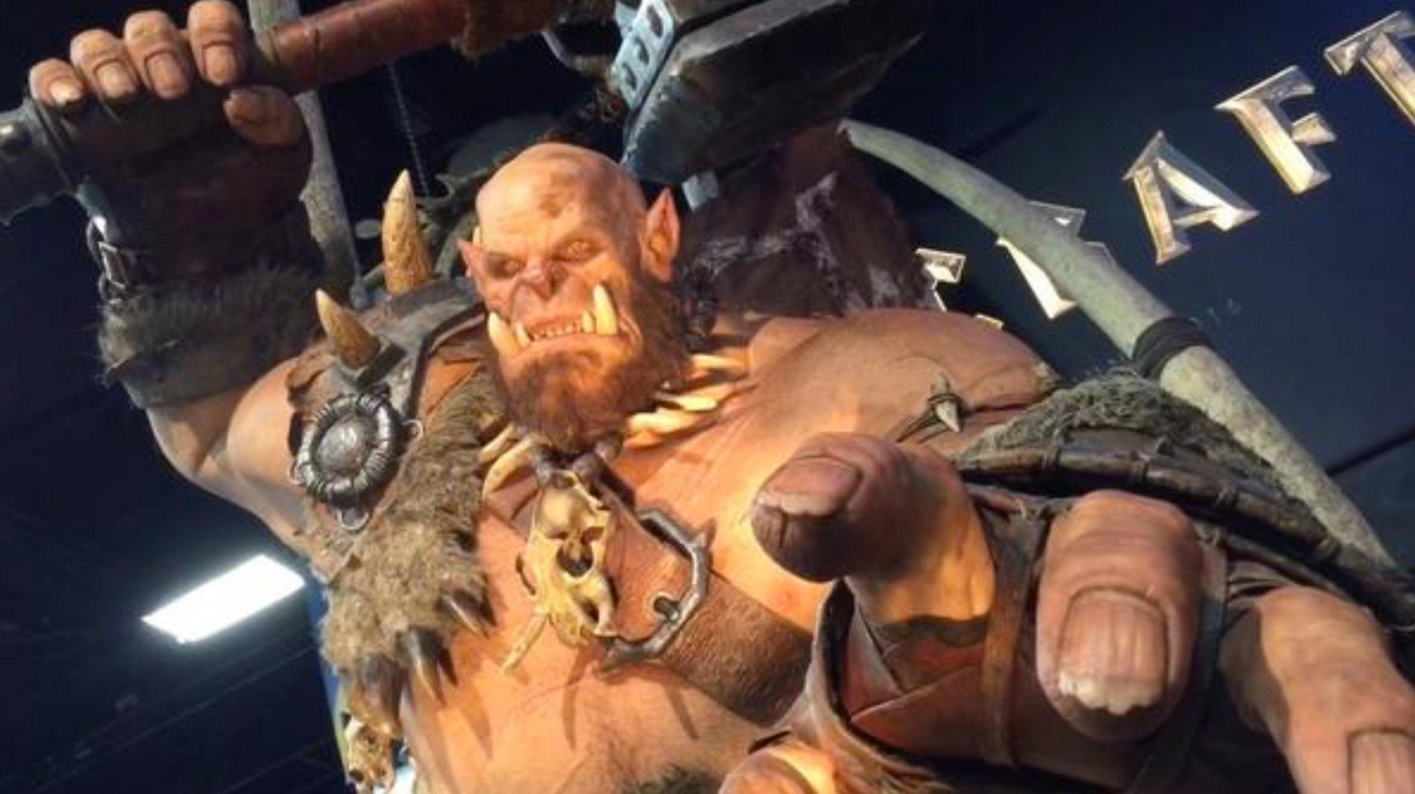 Warcraft orc shia sexy thumbs