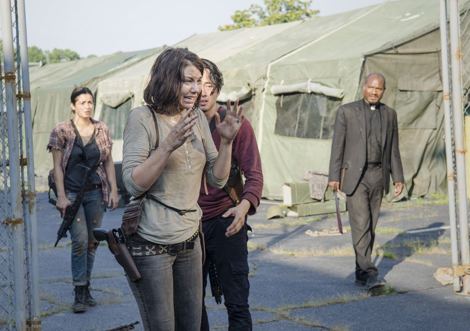 The Walking Dead season 6, episode 6: Why Daryl is- Vox