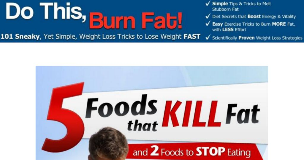 Mike Geary Jeff Anderson Do This Burn Fat Pdf Book Truth Facts