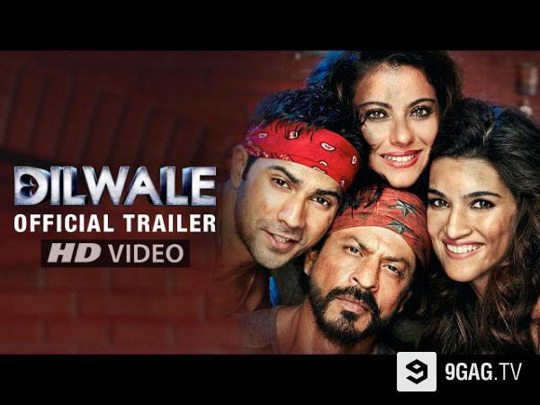 Dilwale (2015) BluRay 480p 720p Film Streaming Full