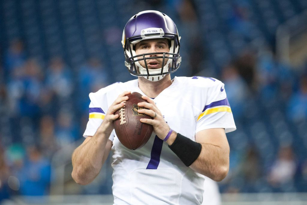 Christian ponder dating espn reporter tow