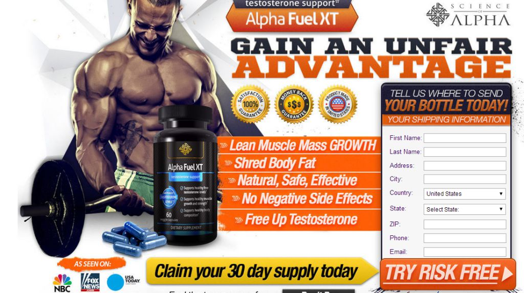 alpha fuel xt reviews