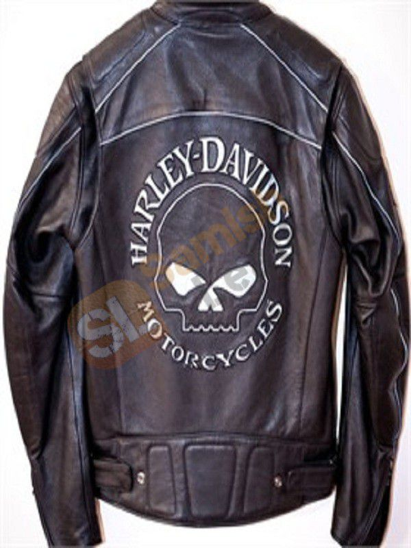 Willie g leather jacket