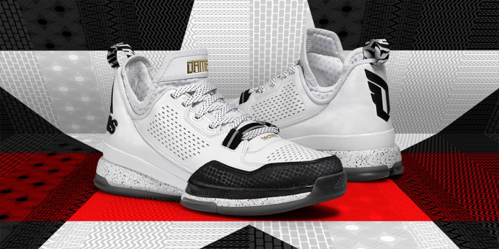 adidas unveils Damian Lillard All-Star shoes