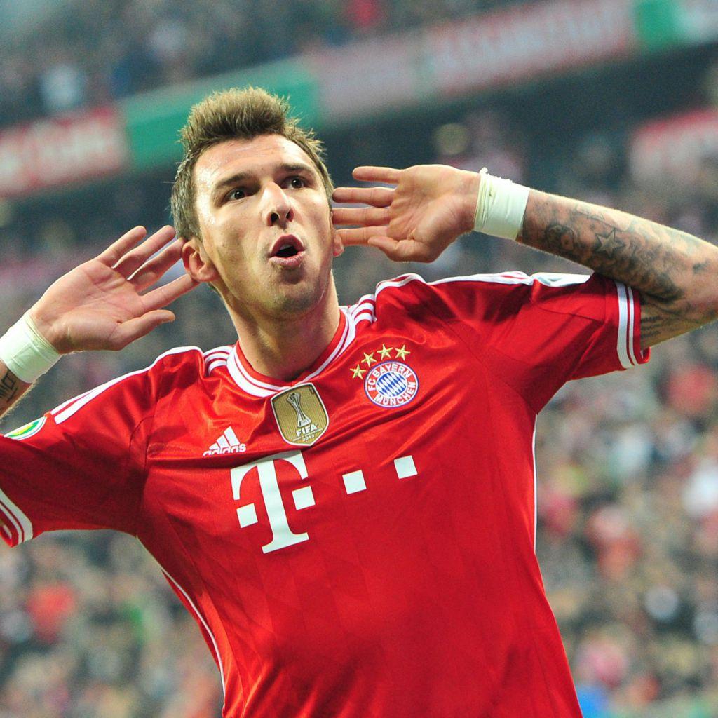 Mandzukic Agreement Between Atletico Madrid and Bayern Munich
