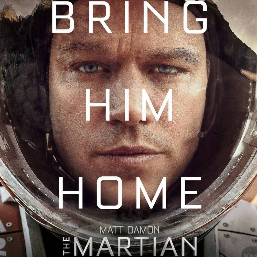 the motivation to survive in the film the martian by ridley scott How the martian went from a best-selling novel to a blockbuster film  ridley scott on the set of the martian in  just a consistent motivation.
