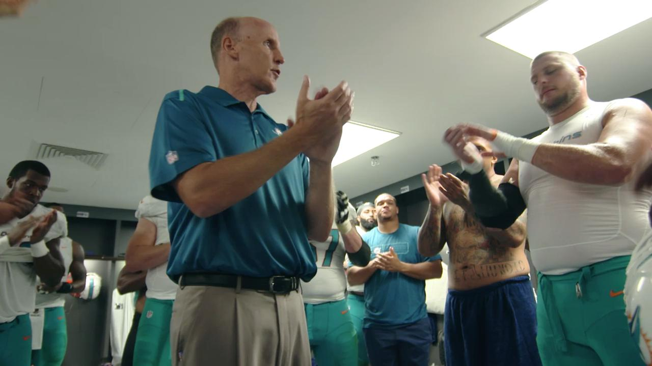 Raiders Locker Room Speech