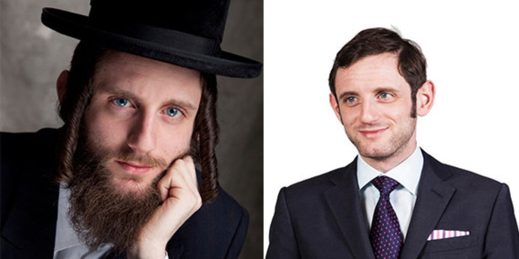 a comparison of hasidic jews and