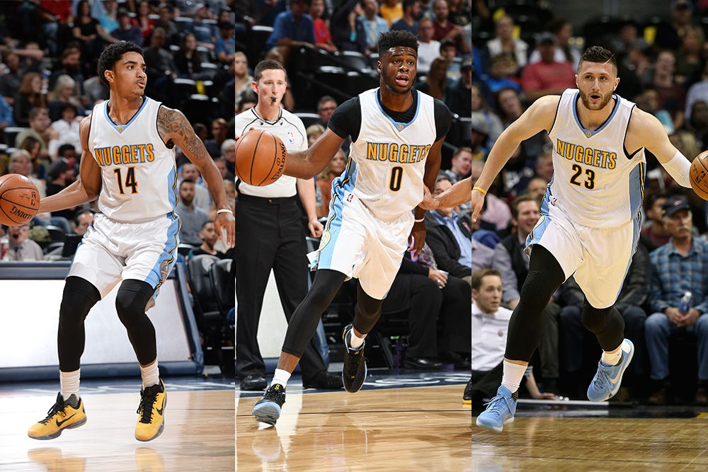Nuggets trade options