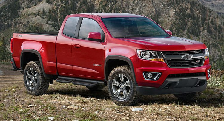 carscoops chevy styles up 2015 colorado with new z71 trail boss edition. Black Bedroom Furniture Sets. Home Design Ideas