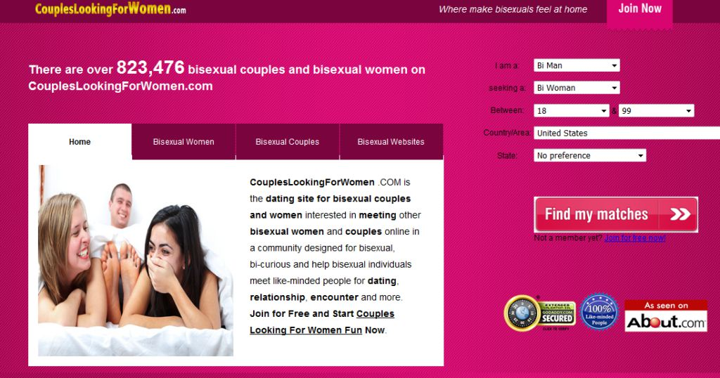 bi female dating sites