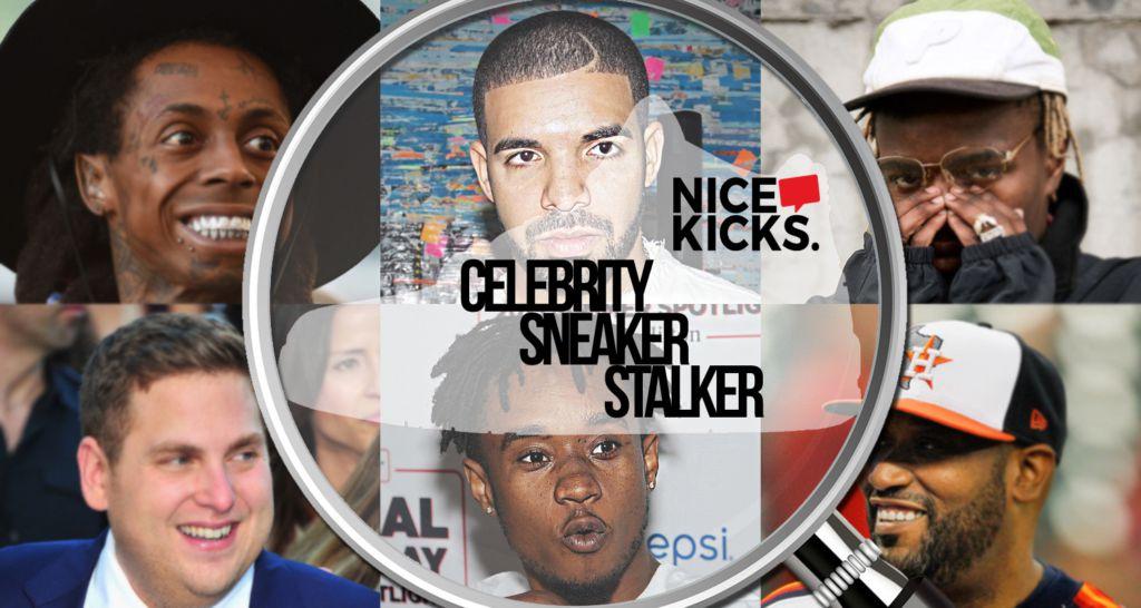 Celebrity Sneaker Stalker | 4search.com
