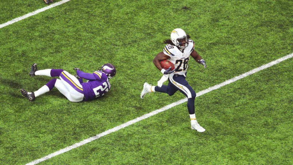 Depth At Rb A Plus For San Diego Chargers 53 Man Roster