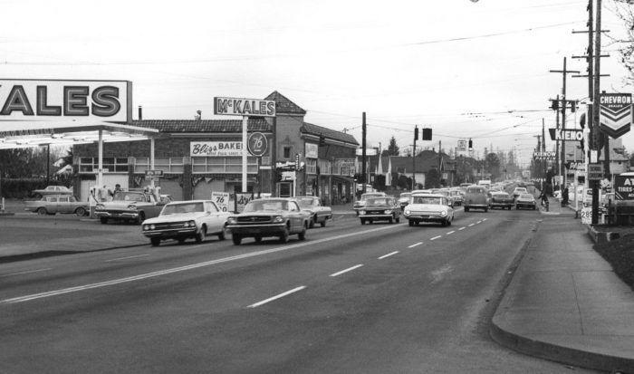 Portland Oregon 1960s Hemmings Daily