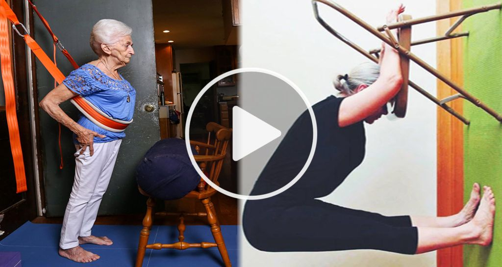 This Unusual 30-Second Method Relieves Years Of Back Pain