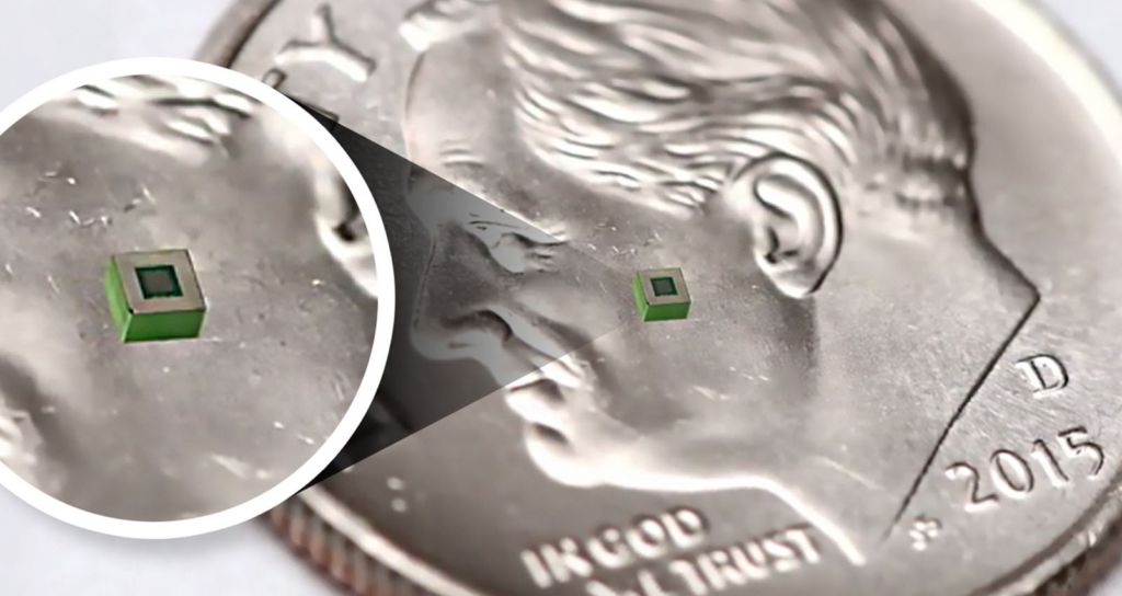 Tiny Device to be in 50 Billion Products by 2020