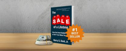 Get Ready For 'The Sale Of A Lifetime'— For Only $4.95!