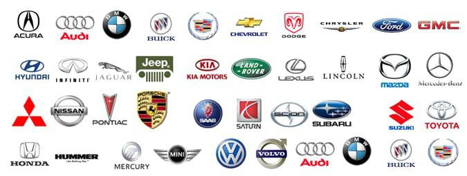 car logos and names a z list all car symbols and car brands
