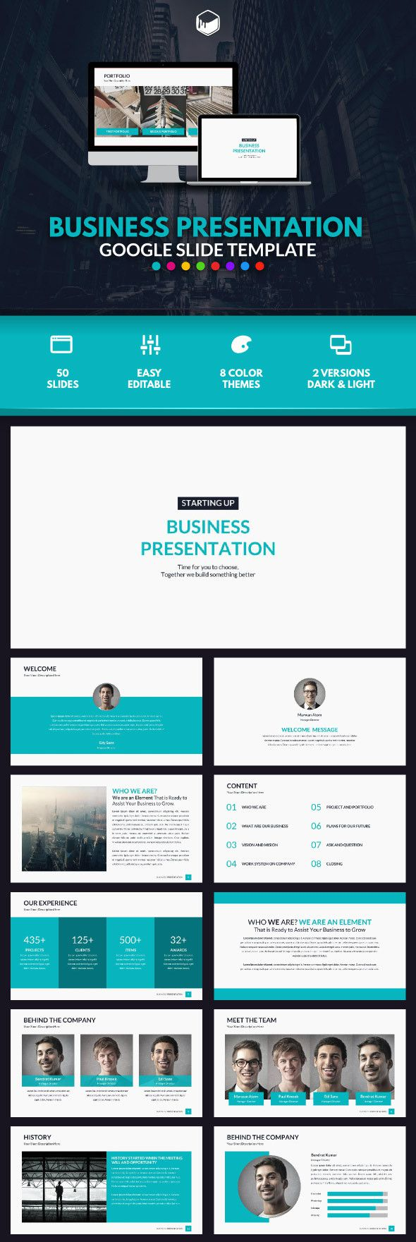 best google slides presentation themes (premium templates to, Powerpoint templates