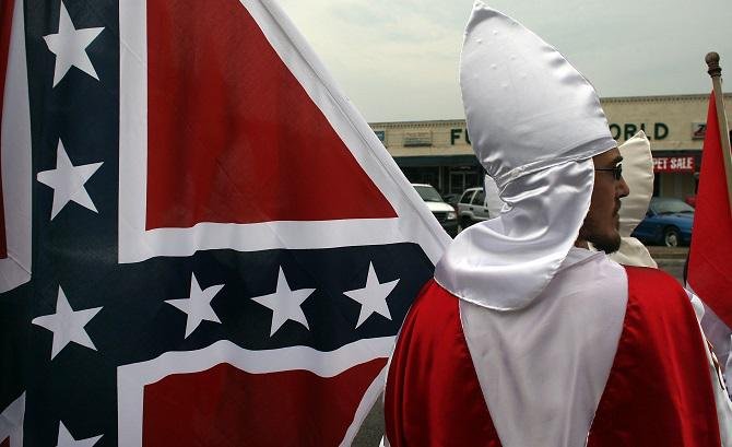 the ku klux klan as one of the most feared clans in the united states