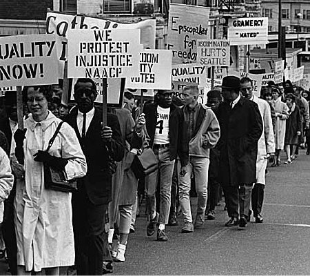 a history of the civil rights movement during the 1950s and 1960s in the united states