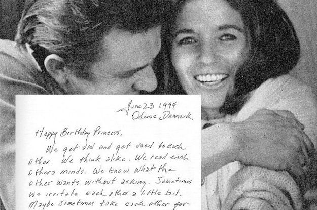 This Wonderful Love Letter From Johnny Cash To His Wife