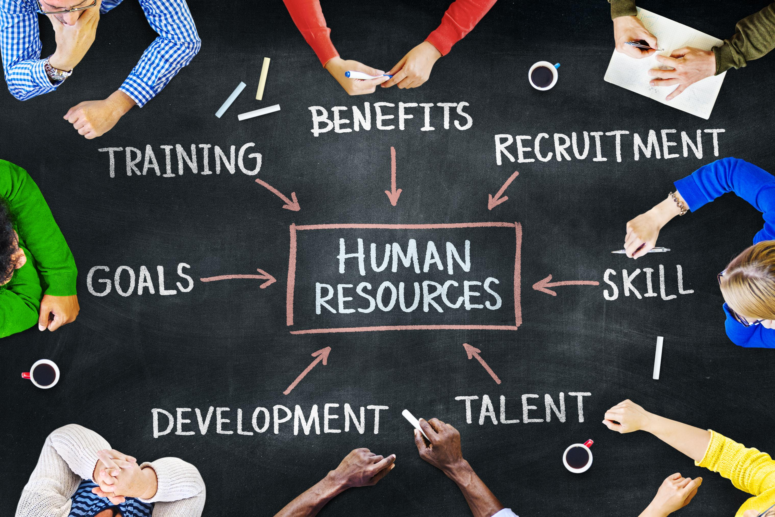 two of the biggest challenges facing human resource departments today
