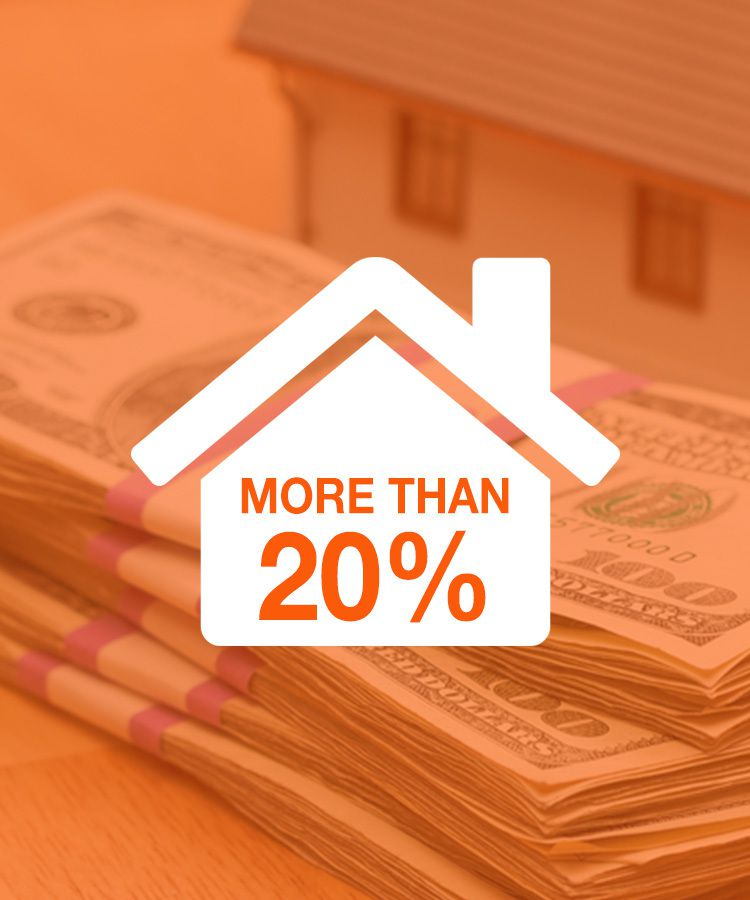 How Much Money Should You Put Down On A House