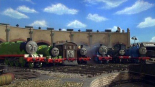 Watch Thomas And The Billboard Ep 1 Thomas The Tank