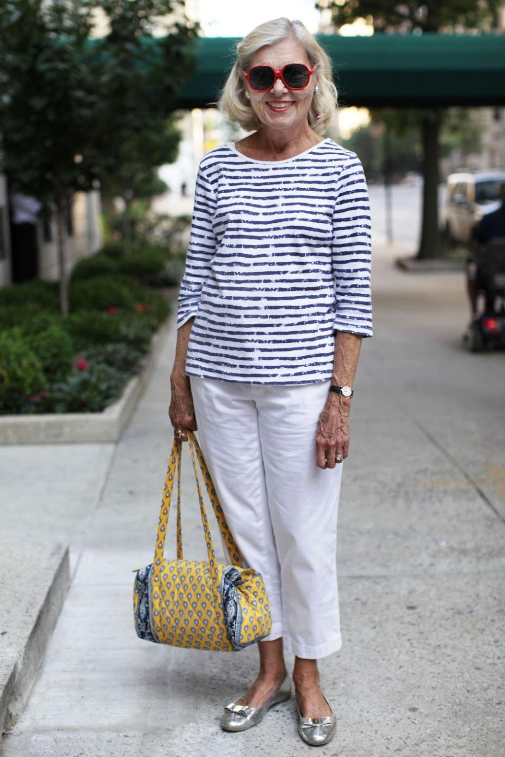 Advanced Style Summer Stripes