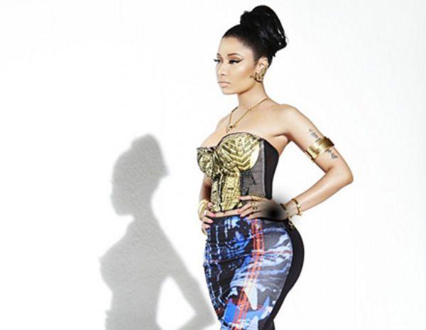 "Nicki Minaj Performs ""Anaconda"" At 'Fashion Rocks'"