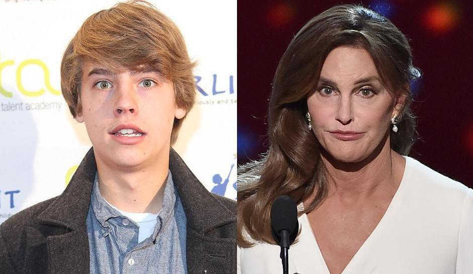 Halloween Costumes: Cole Sprouse Shows Off Disney Look, Caitlyn ...