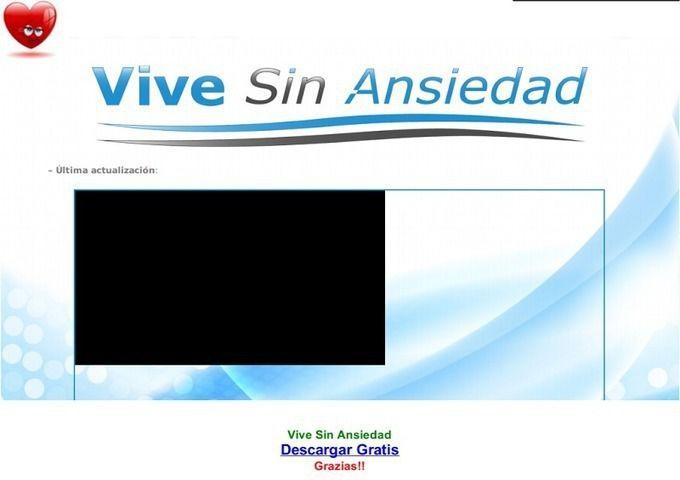 Vive Sin Ansiedad PDF Descargar Gratis Libro