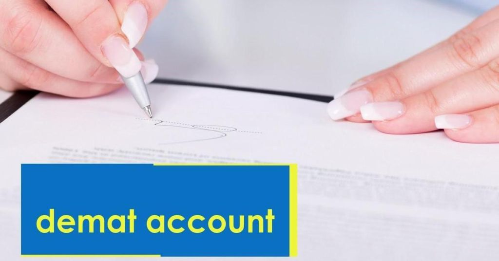 how to open nro demat account