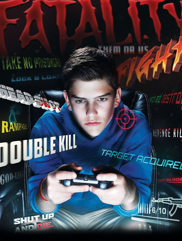 do violent video games contribute to youth violence essay