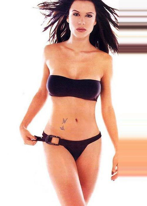 Rhona Mitra Height Weight Body Statistics - Healthy Celeb-8259