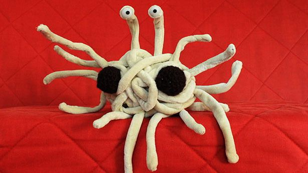 flying spaghetti monster analysis The alleged deity of the flying spaghetti monster (fsm) theory which was first publicly postulated in an open letter to the kansas school board during the debates on.