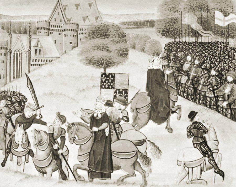 the english peasant uprising essay