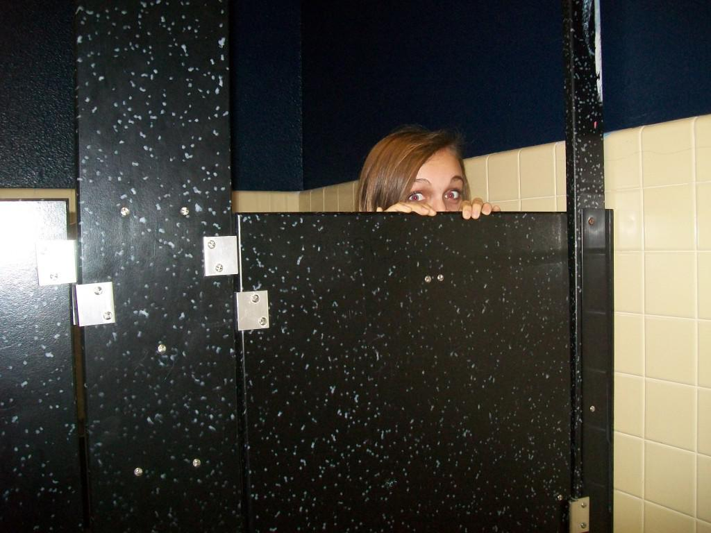 Woman Wakes Up After Passing Out In Nightclub Bathroom To Find