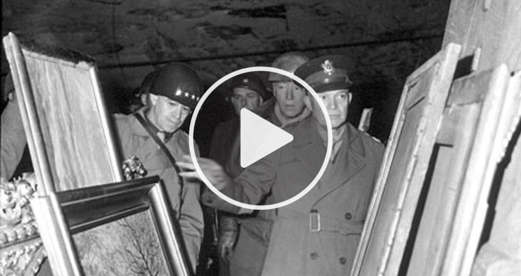 WW2 Treasure Found Worth $107 Billion! You Won't Believe Who Was Hiding It