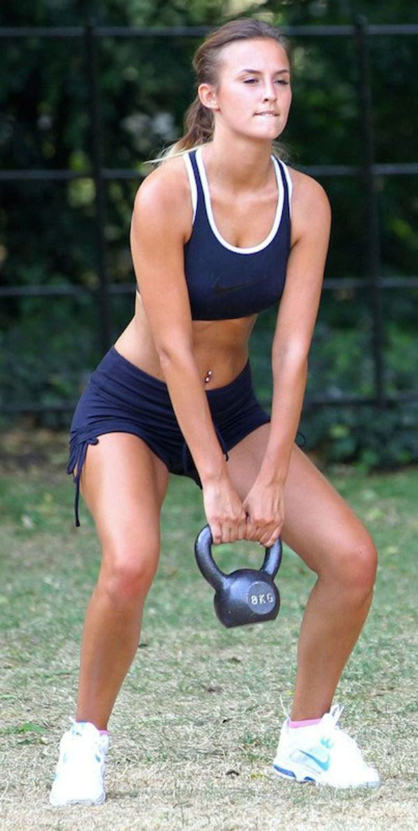 Lucy Watson Diet Plan and Workout Routine