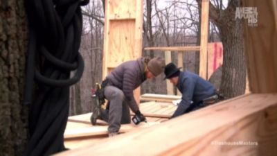 Treehouse Masters Irish Cottage watch luck o' the irish cottage (ep 2) - treehouse masters - season 1