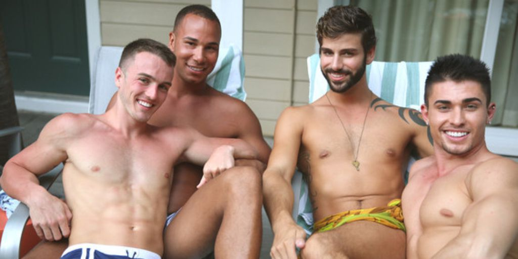 Любительские фото геев