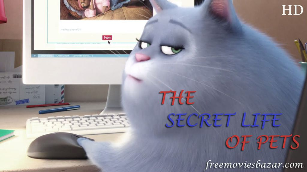 The Secret Life Of Pets 2016 Hindi Download: Freemoviesbazar's Hangs