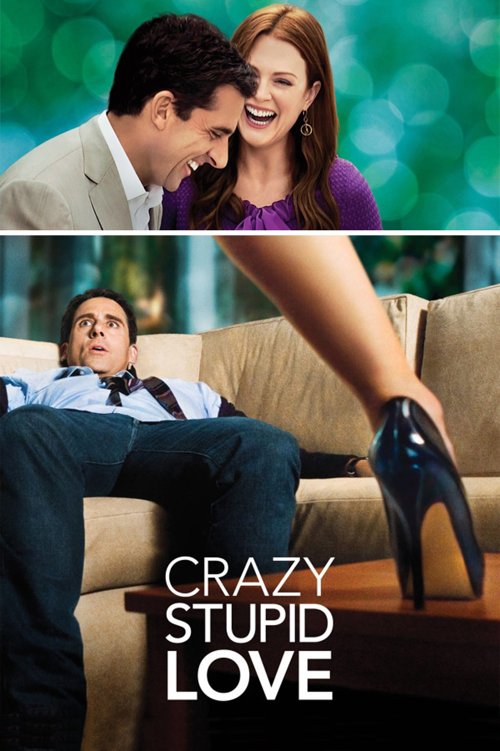 Crazy Stupid Love. Stream