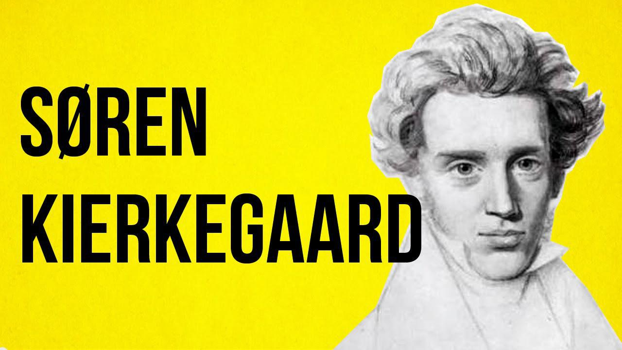 the goal of all human beings to become a christians in the works of soren kierkegaard Once the objective system of christianity is created all will naturally become christians why are we human beings so the life and works of søren kierkegaard.