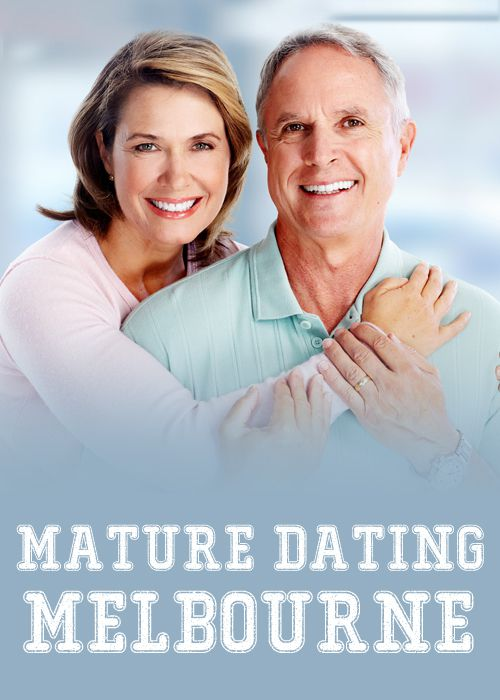 Senior online dating in Melbourne