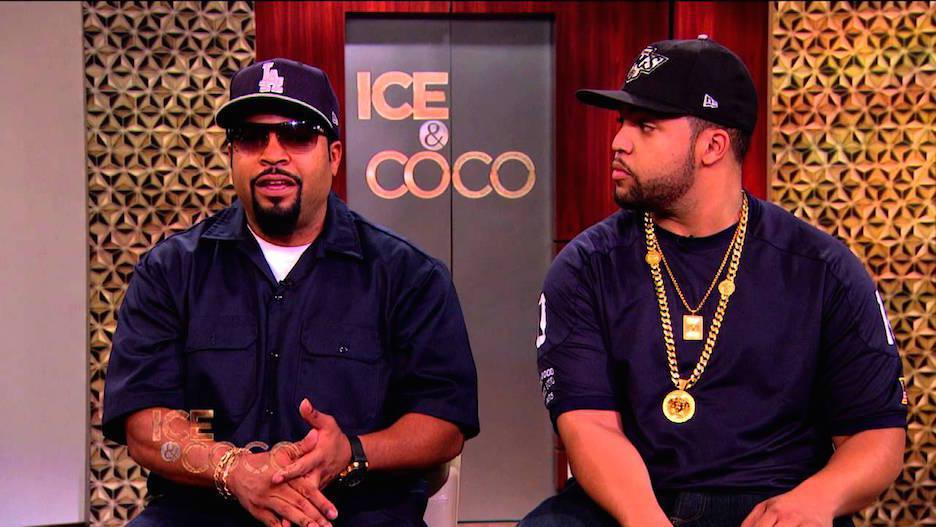Who is ice cube dating