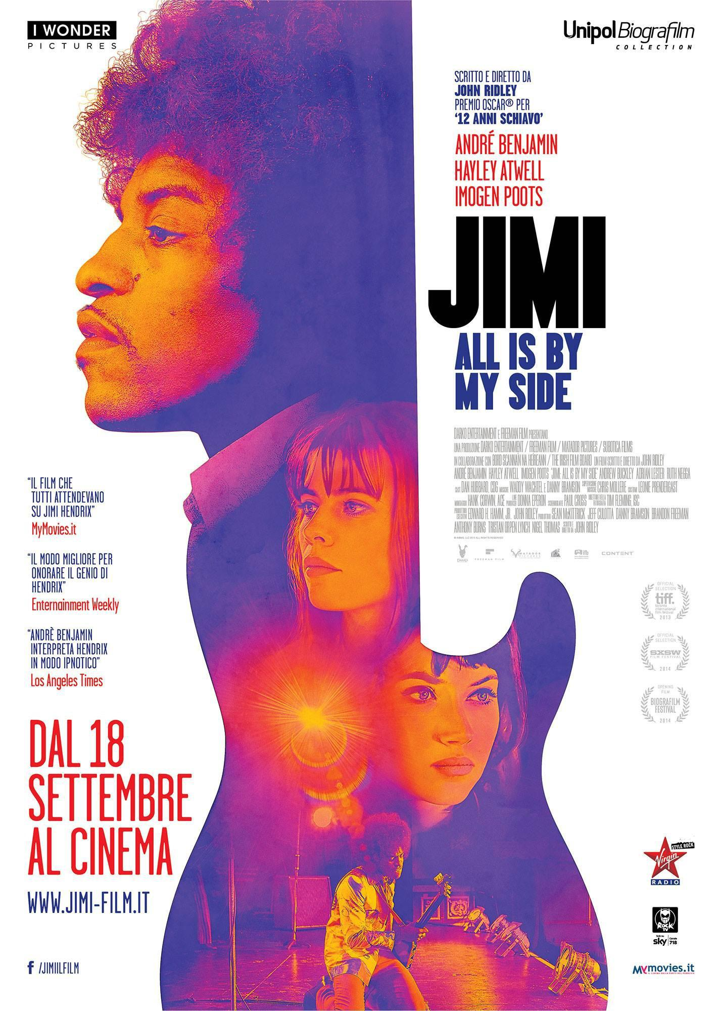 All Movie Posters And Prints For Jimi All Is By My Side